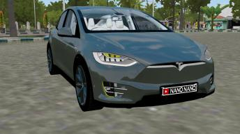 TESLA MODEL X Car Mod for BUSSID IMG_04 - SGCArena