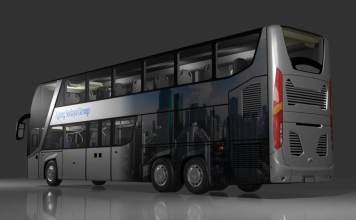 Highlander Bus Mod for BUSSID - SGCArena, BUSSID Bus Mod, BUSSID Mod,Highlander Bus Mod, Highlander Mod,