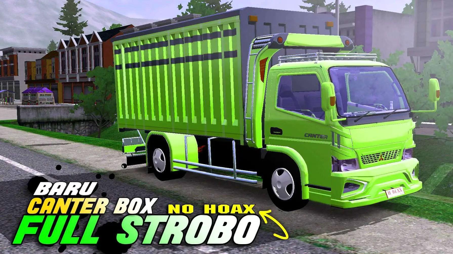 Canter Box,Mod Canter Box,Canter Box Mod BUSSID,Canter Box Mod for BUSSID,Mod Canter Box BUSSID, BUSSID Mod, Mod, Mod for bussid,SGCArena,