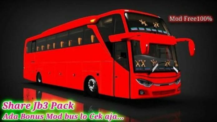 JB3 Bus Mod BUSSID, Bussid mod, mod bussid, mod for bussid, vehicle mod for bussid, bus mod bussid, SGCArena,