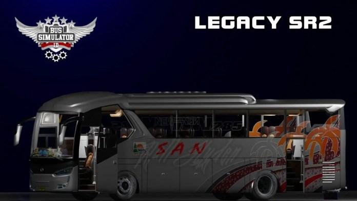 Legacy SR2, Legacy SR2 Bus Mod, Legacy SR2 Mod,Legacy SR2 BUSSID Mod,Legacy SR2 Mod BUSSID, Mod BUSSID, BUSSID Mod, Legacy SR2 Mod for BUSSID, SGCArena,