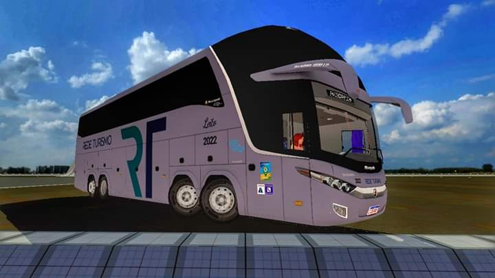 MARCOPOLO PARADISO G7 1600 LD VOLVO B420R 8X2 Mod for PBS