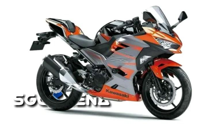 Ninja 250 FI Motorcycle Mod for Bus Simulator Indonesia