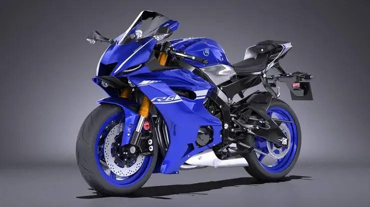 Yamaha YZF-R6, Yamaha YZF-R6 Mod, Yamaha R6, Yamaha R6 Mod, Yamaha R6 Mod BUSSID, Yamaha Mod,
