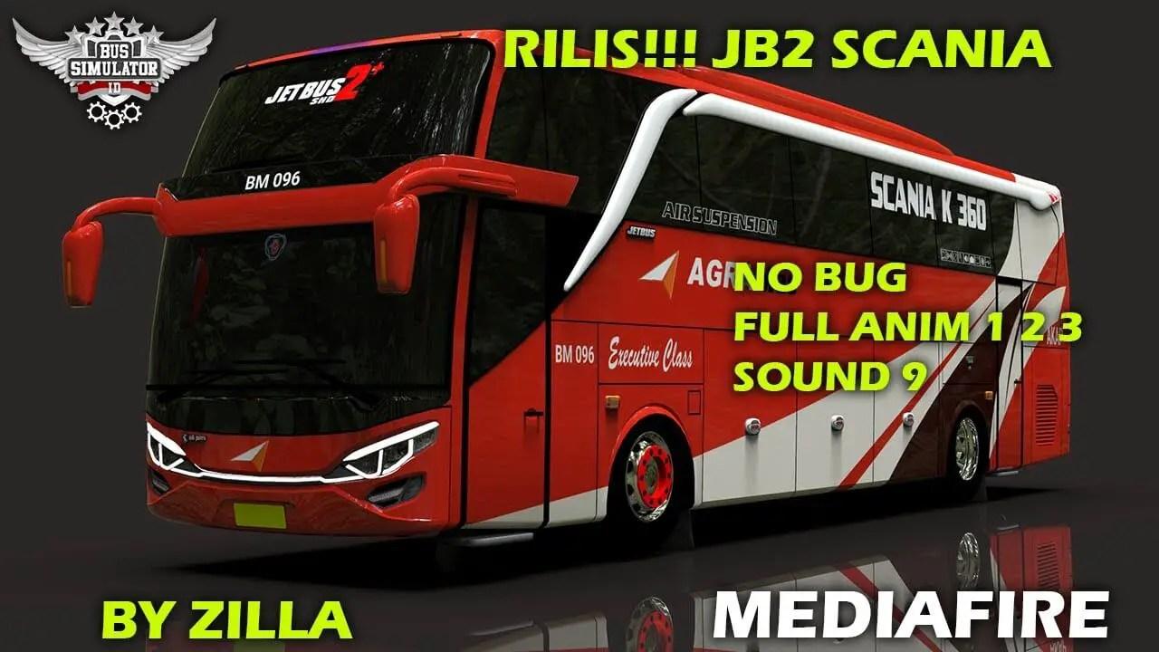Jb2 Scania Bus Mod For Bus Simulator Indonesia Sgcarena