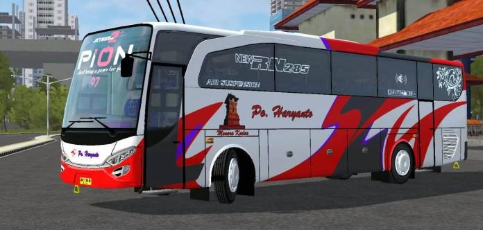 Jetbus 2 HD (Non Setra), Jetbus 2 HD (Non Setra) Mod, Jetbus 2 HD (Non Setra) Mod BUSSID, Mod Jetbus 2 HD (Non Setra), BUSSID Mod, SGCArena,