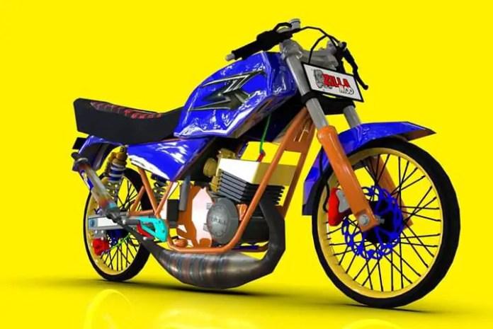 RX King, RX King Motorcycle, RX King Mod, RX King Mod for Bussid,RX King Motorcycle Mod for BUSSID, Mod RX King, BUSSID Mod, Mod for BUSSID, Mod BUSSID, SGCArena, Zilla,