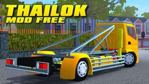 Canter Bak Thailok Race, Canter Bak Thailok Race Mod, Canter Bak Thailok Race Mod BUSSID, Mod Canter Bak Thailok Race, BUSSID Mod Canter Bak Thailok Race, SGCArena