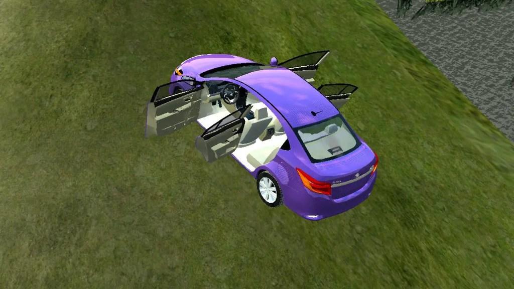 Toyota YARIS 2016, Toyota YARIS 2016 Mod BUSSID, Mod BUSSID Toyota YARIS 2016, Toyota YARIS 2016 mod for BUSSID, BUSSID Car Mod