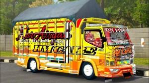 Canter HM Cabe, Canter HM Cabe Mod BUSSID , Mod BUSSID Canter HM Cabe, Mod Canter HM Cabe BUSSID BUSSID Truck Mod, BUSSID Mod, ADS, SGCArena