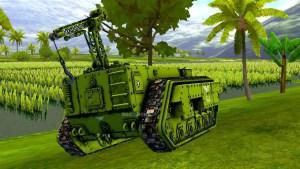 Trojan 412 RGT Mod BUSSID