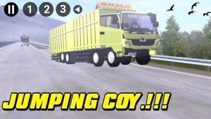 Hino Sawit, Hino Sawit Truck Mod BUSSID, Mod BUSSID Hino Sawit, BUSSID Truck Mod, SGCArena