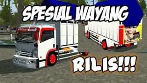 Wayang Special Mod BUSSID, BUSSID Truck Mod, BUSSID Mod, SGCArena