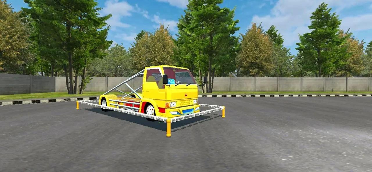 Ragasa Thailook Truck Mod, Ragasa Thailook Mod BUSSID, MOd Ragasa Thailook USSID, BUSSID Truck Mdo, RMC Creation, SGCArena
