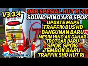 Download BUSSID V3.3.4 Obb Mod: Sound Hino Ak8 & Terminal New Wall, , Bang Sadewa, BUSSID Obb, BUSSID OBB Mod