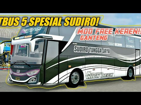 STJ Special JutBus2+ Bus Mod for BUSSID