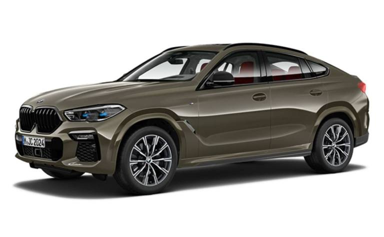 BMW X6 Luxury Car Mod for BUSSID