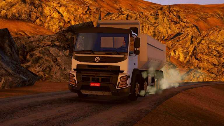 World Truck Driving Simulator New Update