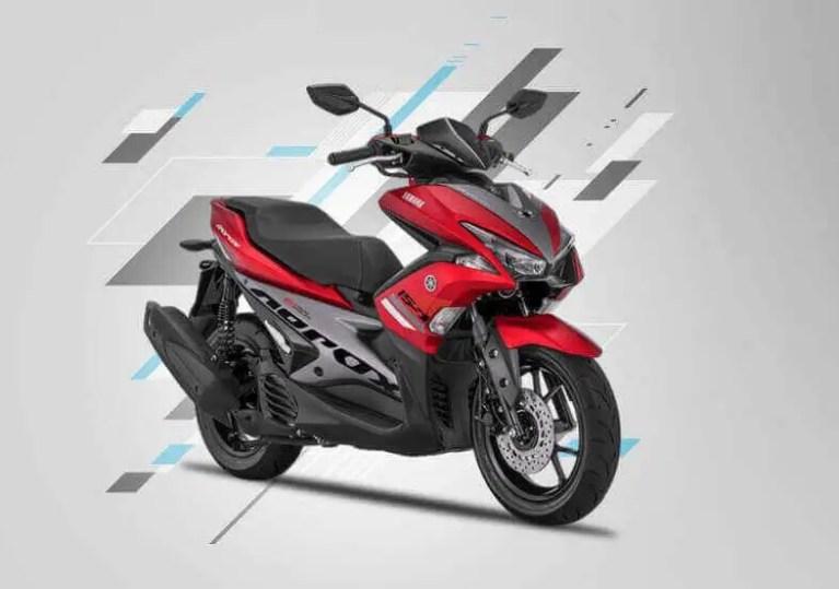 Yamaha Aerox 155CC Bike Mod for BUSSID
