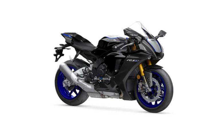Yamaha R1M Motorcycle Mod for BUSSID