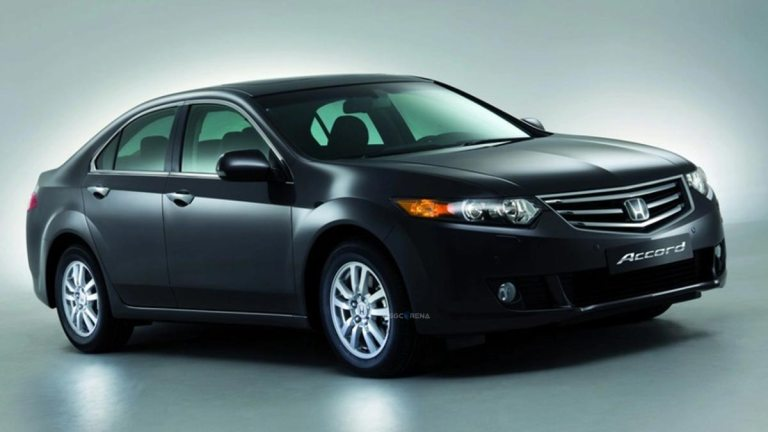 Honda Accord 2009 Car Mod for BUSSID