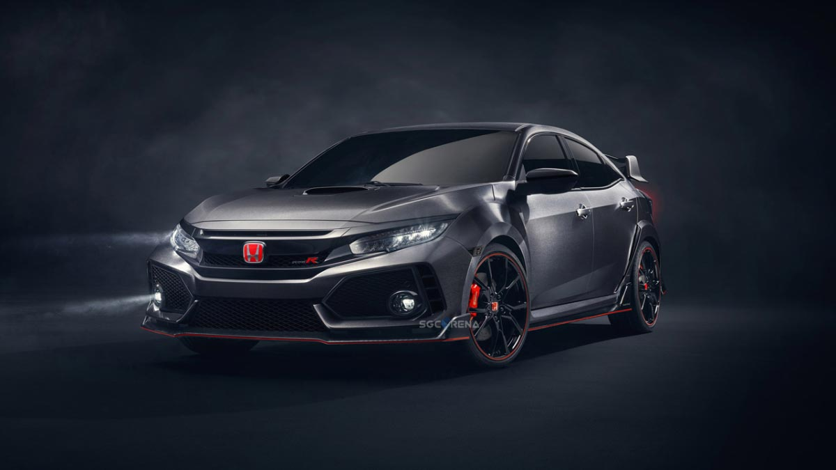 Download 2017 Honda Civic Type R Car Mod for BUSSID, 2017 Honda Civic Type R, BUSSID Car Mod, BUSSID Vehicle Mod, Honda, Honda Civic Type R, MAH Channel