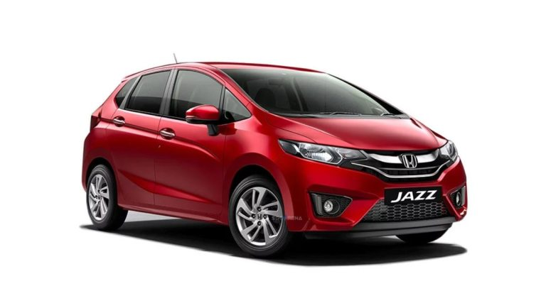 Honda Jazz 2014 Car Mod for BUSSID
