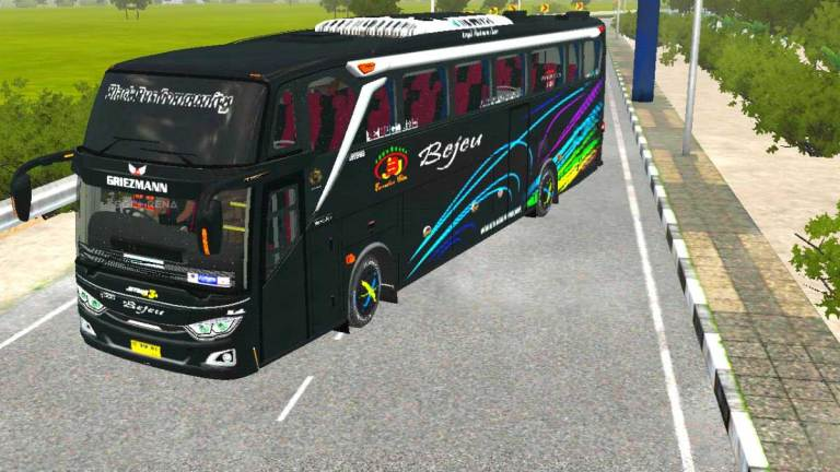 Update JB3 Voyager & Facelift 0500RS Bus Mod for BUSSID