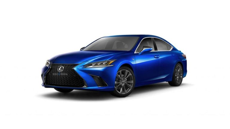 Lexus Es Stance 2021 Car Mod for BUSSID