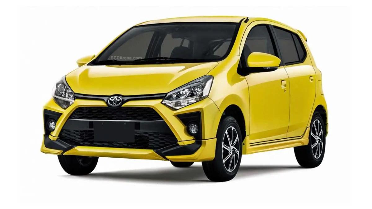 Download Toyota Agya Car Mod for BUSSID, Toyota Agya Car Mod, BUSSID Car Mod, BUSSID Vehicle Mod, Dasep Pratama, Toyota