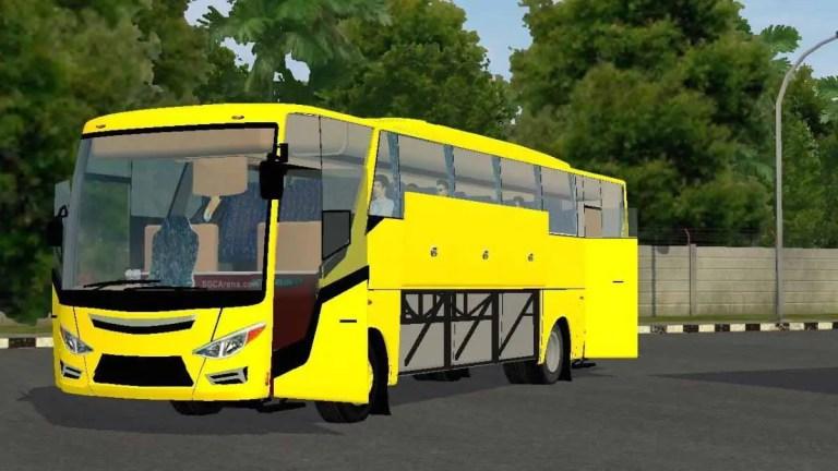 Ecoline Bus Mod for Bus Simulator Indonesia