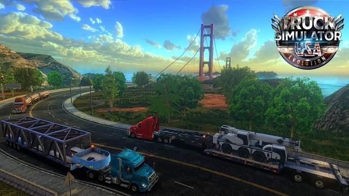 Truck Simulator USA Evolution Work In Process