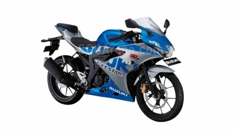 Suzuki GSX R150 Bike Mod BUSSID