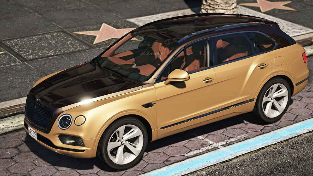 Download Bentley Bentayga Car Mod for BUSSID, Bentley Bentayga car Mod, Bentley, BUSSID Car Mod, BUSSID Vehicle Mod, Luxury Car Mod, MAH Channel