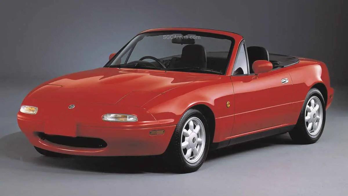 Download Mazda MX-5 Miata 1997 Car Mod for BUSSID, Mazda MX-5 Miata 1997 Car Mod, BUSSID Car Mod, BUSSID Vehicle Mod, MAH Channel, Mazda