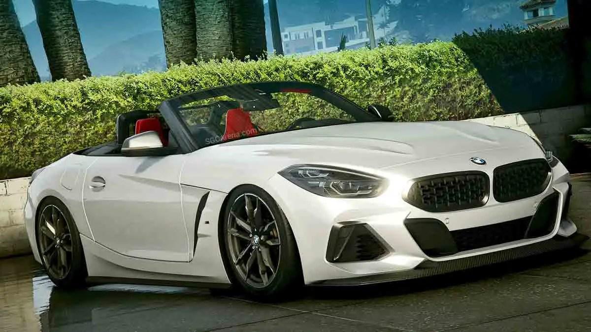 Download BMW Z4M Car Mod for BUSSID, BMW Z4M Car Mod, BMW, BUSSID Car Mod, BUSSID Vehicle Mod, MAH Channel