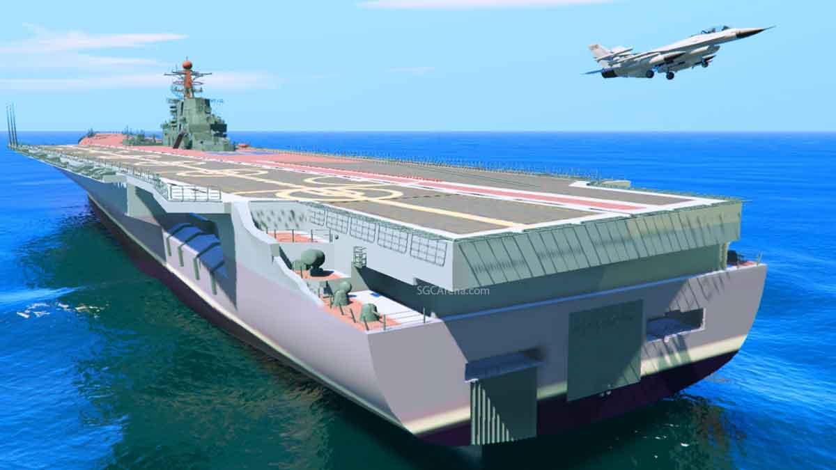 Download Aircraft Carrier TNI-AL Mod for BUSSID, Aircraft Carrier TNI-AL Mod, Aircraft Carrier, BUSSID Ship Mod, BUSSID Vehicle Mod, MAH Channel