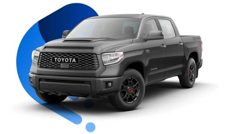 2021 Toyota Tundra TRD Pro Truck Mod BUSSID
