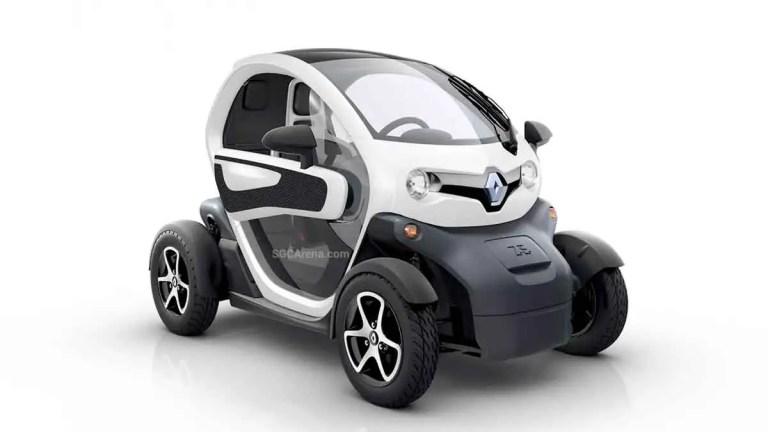 Renault Twizy Electric Car Mod BUSSID
