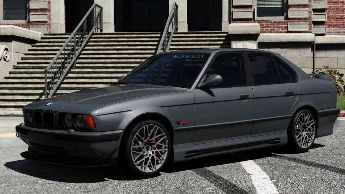 Download 1995 BMW M5 E34 Car Mod BUSSID, BMW M5 E34, BMW, BUSSID Car Mod, BUSSID Vehicle Mod, MAH Channel