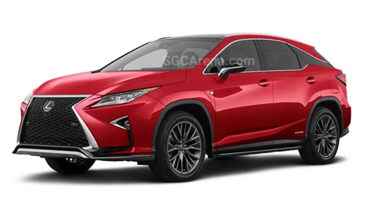 Download 2019 Lexus RX 450h Hybrid Mod BUSSID, 2019 Lexus RX 450h Hybrid, BUSSID Car Mod, BUSSID Vehicle Mod, Lexus, MAH Channel