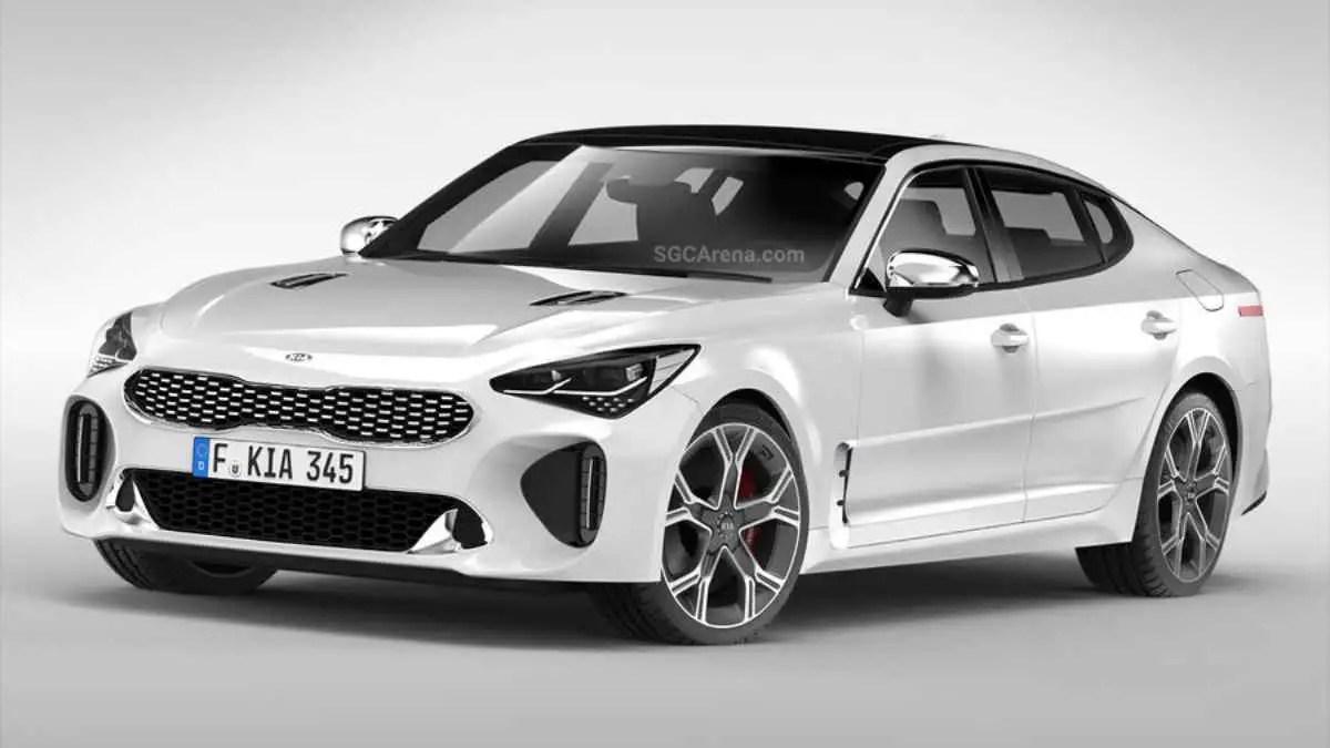Download 2018 Kia Stinger GT Mod BUSSID, 2018 Kia Stinger GT, BUSSID Car Mod, BUSSID Vehicle Mod, Kia, MAH Channel