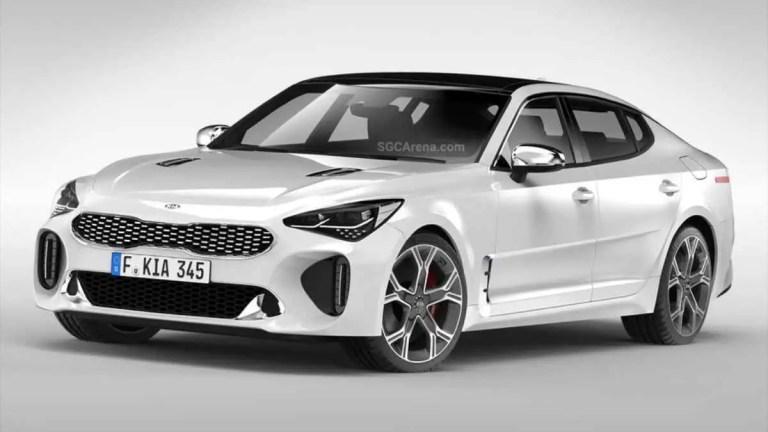 2018 Kia Stinger GT Mod BUSSID