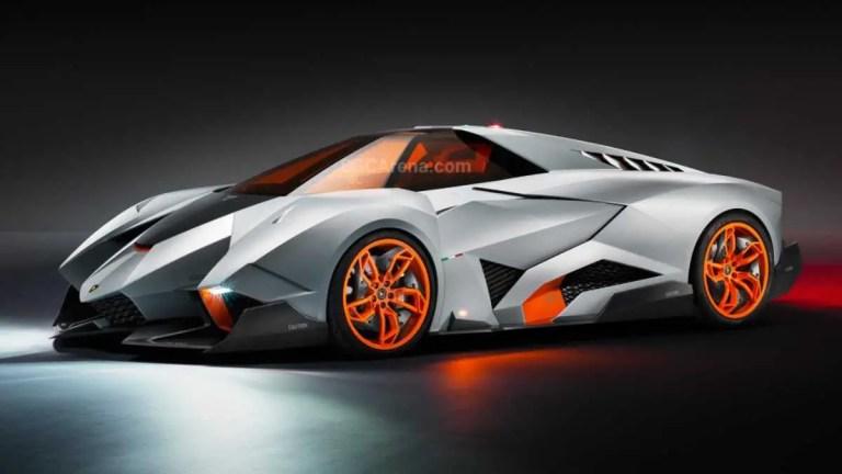 Lamborghini Egoista Mod BUSSID