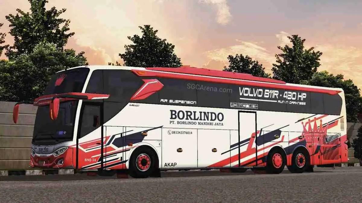 Download JB3 SHD Tronton Volvo B11R Bus Mod BUSSID, JB3 SHD Tronton Volvo B11R, BUSSID Bus Mod, BUSSID Vehicle Mod, Faridh Madyawan, JB3 Mod, Volvo