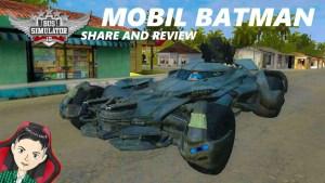 Download Snyder (Batman v Superman) Mod BUSSID, Snyder (Batman v Superman), BUSSID Car Mod, BUSSID Vehicle Mod, MAH Channel