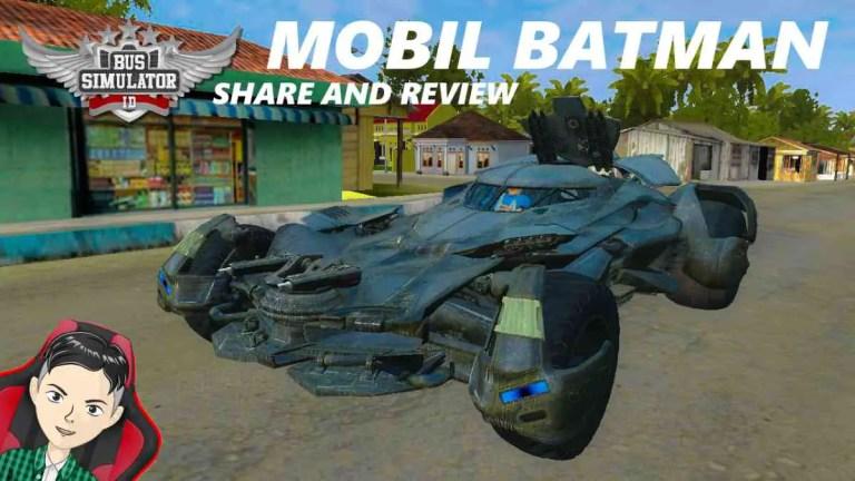 Snyder (Batman v Superman) Mod BUSSID