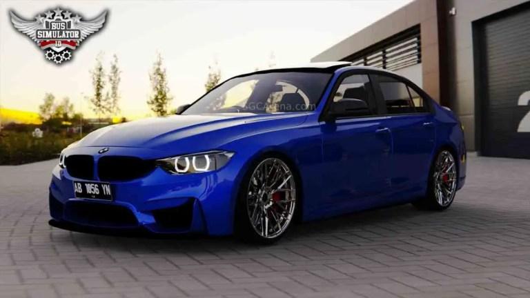 BMW F30 Mod BUSSID