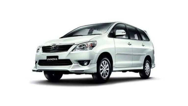 Toyota Innova 2012 Mod BUSSID