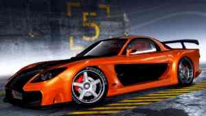 Download Mazda RX-7 Veilside Mod BUSSID, Mazda RX-7 Veilside, BUSSID Car Mod, BUSSID Vehicle Mod, MAH Channel, Mazda, Super Car Mod